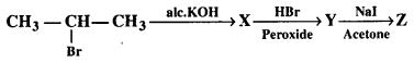 Bihar Board 12th Chemistry Objective Answers Chapter 10 Haloalkanes and Haloarenes 12