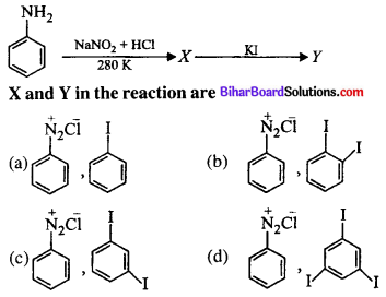 Bihar Board 12th Chemistry Objective Answers Chapter 10 Haloalkanes and Haloarenes 2