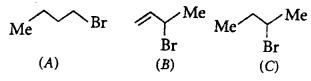 Bihar Board 12th Chemistry Objective Answers Chapter 10 Haloalkanes and Haloarenes 4
