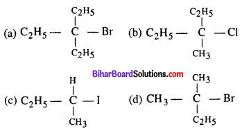 Bihar Board 12th Chemistry Objective Answers Chapter 10 Haloalkanes and Haloarenes 8