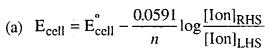 Bihar Board 12th Chemistry Objective Answers Chapter 3 वैद्युतरसायन 8