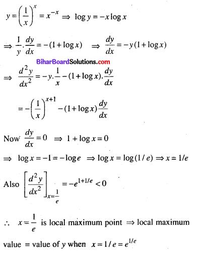 Bihar Board 12th Maths Model Question Paper 2 in English Medium - 37