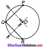 Bihar Board Class 9 Maths Solutions Chapter 10 वृत्त Ex 10.3