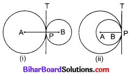 Bihar Board Class 10 Maths Solutions Chapter 10 वृत्त Additional Questions SAQ 6