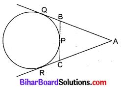 Bihar Board Class 10 Maths Solutions Chapter 11 रचनाएँ Additional Questions SAQ 2