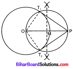 Bihar Board Class 10 Maths Solutions Chapter 11 रचनाएँ Ex 11.2 Q1