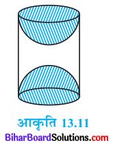 Bihar Board Class 10 Maths Solutions Chapter 13 पृष्ठीय क्षेत्रफल एवं आयतन Ex 13.1 Q9
