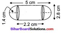 Bihar Board Class 10 Maths Solutions Chapter 13 पृष्ठीय क्षेत्रफल एवं आयतन Ex 13.2 Q3.1