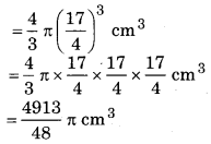 Bihar Board Class 10 Maths Solutions Chapter 13 पृष्ठीय क्षेत्रफल एवं आयतन Ex 13.2 Q8.1