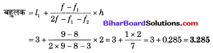 Bihar Board Class 10 Maths Solutions Chapter 14 सांख्यिकी Additional Questions SAQ 10.2