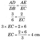 Bihar Board Class 10 Maths Solutions Chapter 6 त्रिभुज Additional Questions VSQ 7.1
