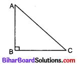 Bihar Board Class 10 Maths Solutions Chapter 8 त्रिकोणमिति का परिचय Additional Questions VSQ 2