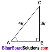 Bihar Board Class 10 Maths Solutions Chapter 8 त्रिकोणमिति का परिचय Ex 8.1 Q3