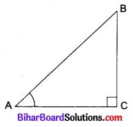 Bihar Board Class 10 Maths Solutions Chapter 8 त्रिकोणमिति का परिचय Ex 8.1 Q6