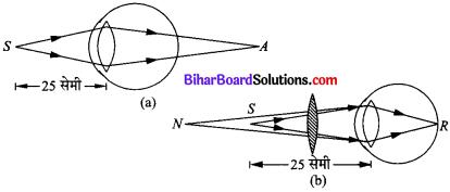 Bihar Board Class 10 Science Solutions Chapter 11 मानव नेत्र एवं रंगबिरंगा संसार