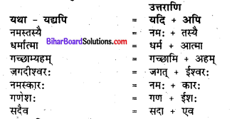 Bihar Board Class 7 Sanskrit Solutions Chapter 1 वन्दना 1