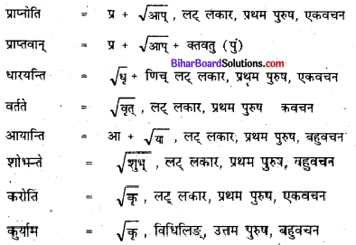 Bihar Board Class 7 Sanskrit Solutions Chapter 14 बोधगया 2