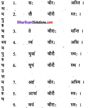 Bihar Board Class 7 Sanskrit Solutions Chapter 8 वसुधैव कुटुम्बकम् 2