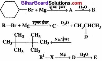 BIhar Board Class 12 Chemistry Chapter 10 हैलोऐल्केन तथा हैलोऐरीन img 14