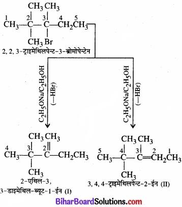 BIhar Board Class 12 Chemistry Chapter 10 हैलोऐल्केन तथा हैलोऐरीन img 23