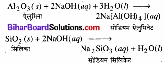 BIhar Board Class 12 Chemistry Chapter 6 तत्त्वों के निष्कर्षण के सिद्धान्त एवं प्रक्रम img 10