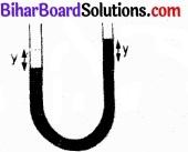 Bihar Board Class 11 Physics Chapter 14 दोलन