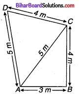 Bihar Board Class 9 Maths Solutions Chapter 12 हीरोन का सूत्र Ex 12.2 2