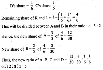 Bihar Board 12th Accountancy Important Questions Long Answer Type Part 1, 1