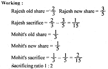 Bihar Board 12th Accountancy Important Questions Long Answer Type Part 3, 19a