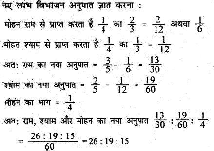 Bihar Board 12th Accountancy Important Questions Long Answer Type Part 3, 21