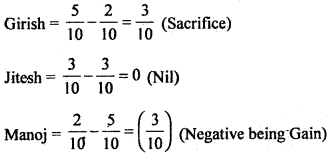 Bihar Board 12th Accountancy Important Questions Short Answer Type Part 3 in English 7