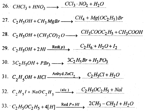 Bihar Board 12th Chemistry Important Questions Short Answer Type Part 3, 10