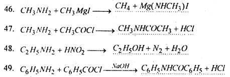 Bihar Board 12th Chemistry Important Questions Short Answer Type Part 3, 13
