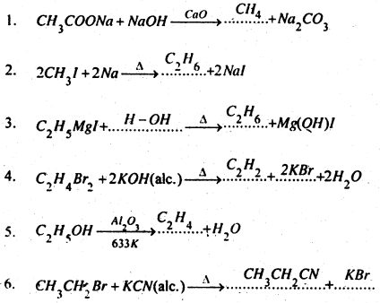 Bihar Board 12th Chemistry Important Questions Short Answer Type Part 3, 5