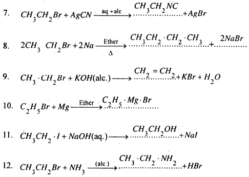 Bihar Board 12th Chemistry Important Questions Short Answer Type Part 3, 6