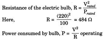 Bihar Board Class 10 Science Solutions Chapter 12 Electricity 12