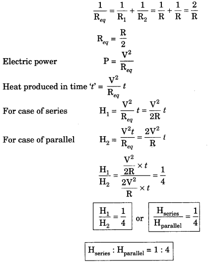 Bihar Board Class 10 Science Solutions Chapter 12 Electricity 13