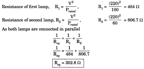 Bihar Board Class 10 Science Solutions Chapter 12 Electricity 27